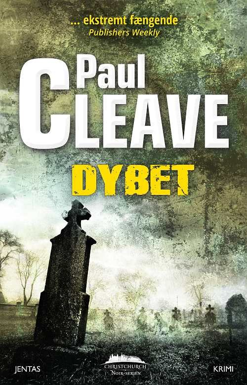 Image of   Dybet - Mp3 - Paul Cleave - Cd Lydbog