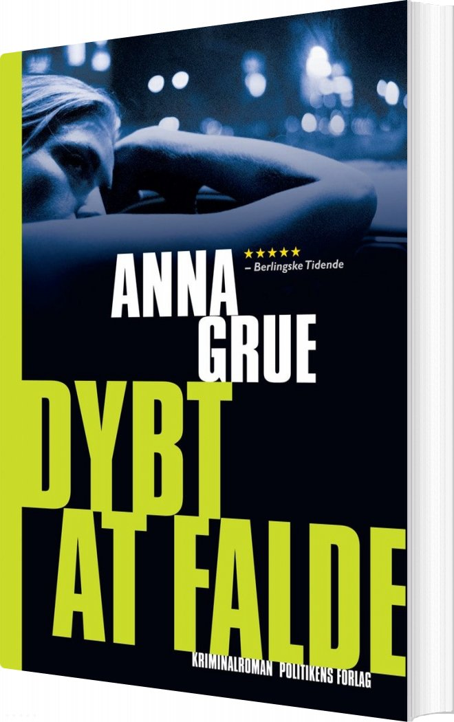 Image of   Dybt At Falde - Anna Grue - Bog