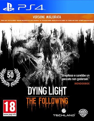 Image of   Dying Light: The Following - Enhanced Edition - It - PS4