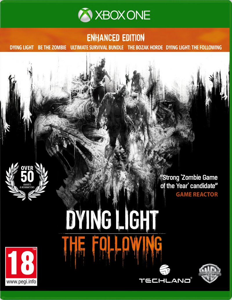 Image of   Dying Light: The Following - Enhanced Edition - Xbox One