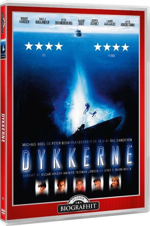 Image of   Dykkerne - DVD - Film