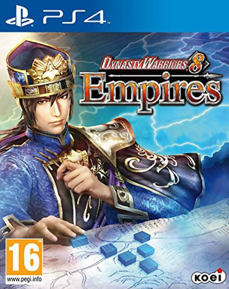 Image of   Dynasty Warriors 8: Empires - PS4