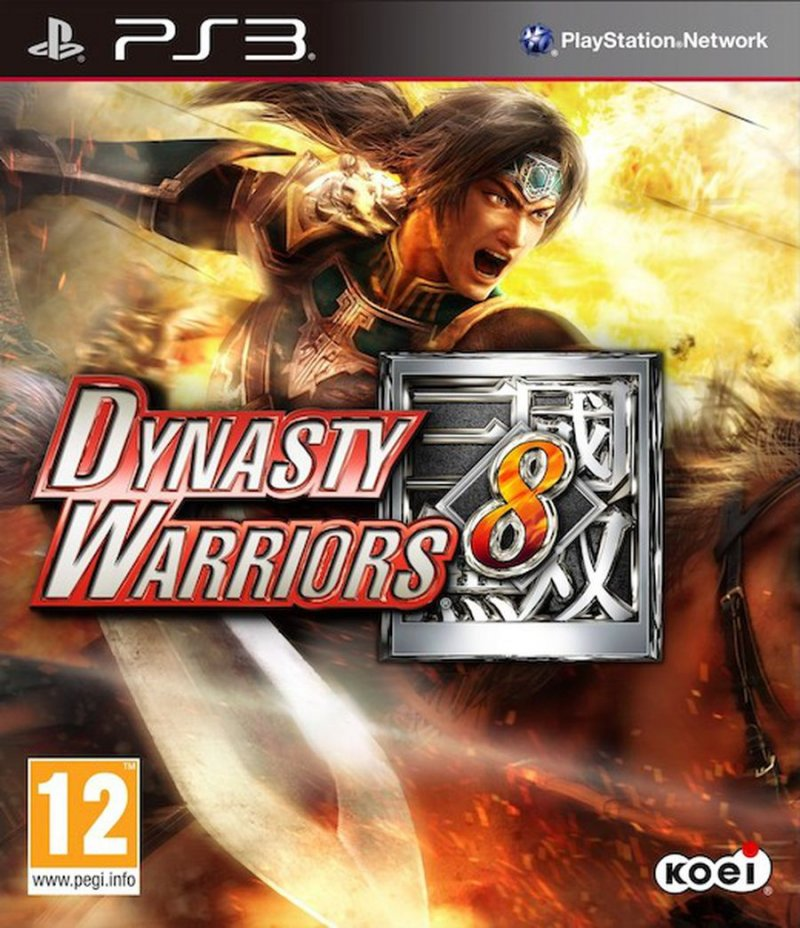 Image of   Dynasty Warriors 8 - PS3