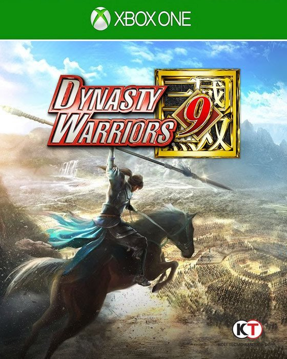 Image of   Dynasty Warriors 9 - Xbox One