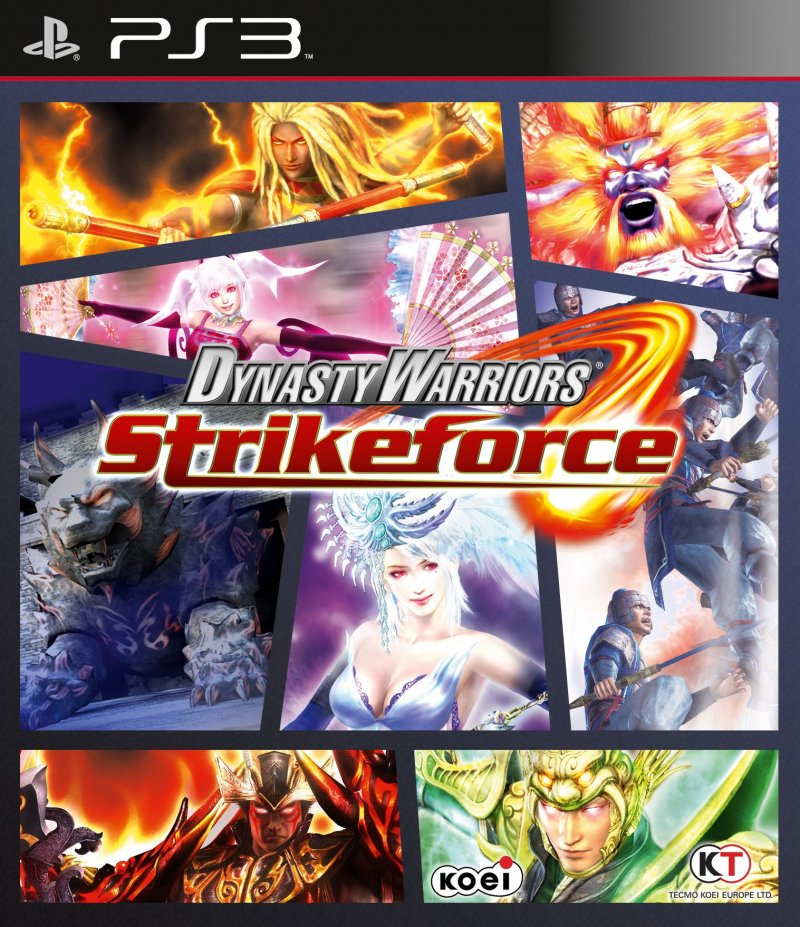 Image of   Dynasty Warriors: Strikeforce - PS3