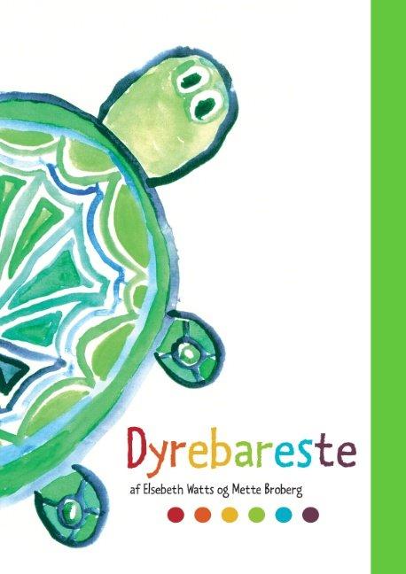 Image of   Dyrebareste - Elsebeth Watts - Bog