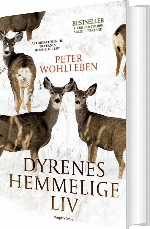 Image of   Dyrenes Hemmelige Liv - Peter Wohlleben - Bog