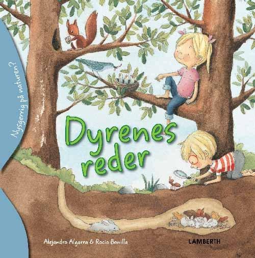 Image of   Dyrenes Reder - Alejandro Algarra - Bog