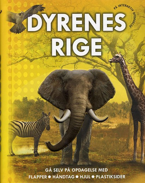 Image of   Dyrenes Rige - Barbara Taylor - Bog