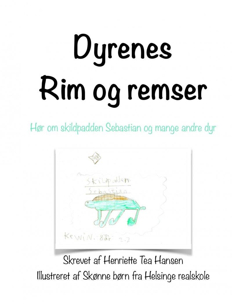 Image of   Dyrenes Rim Og Remser - Henriette Tea Hansen - Bog