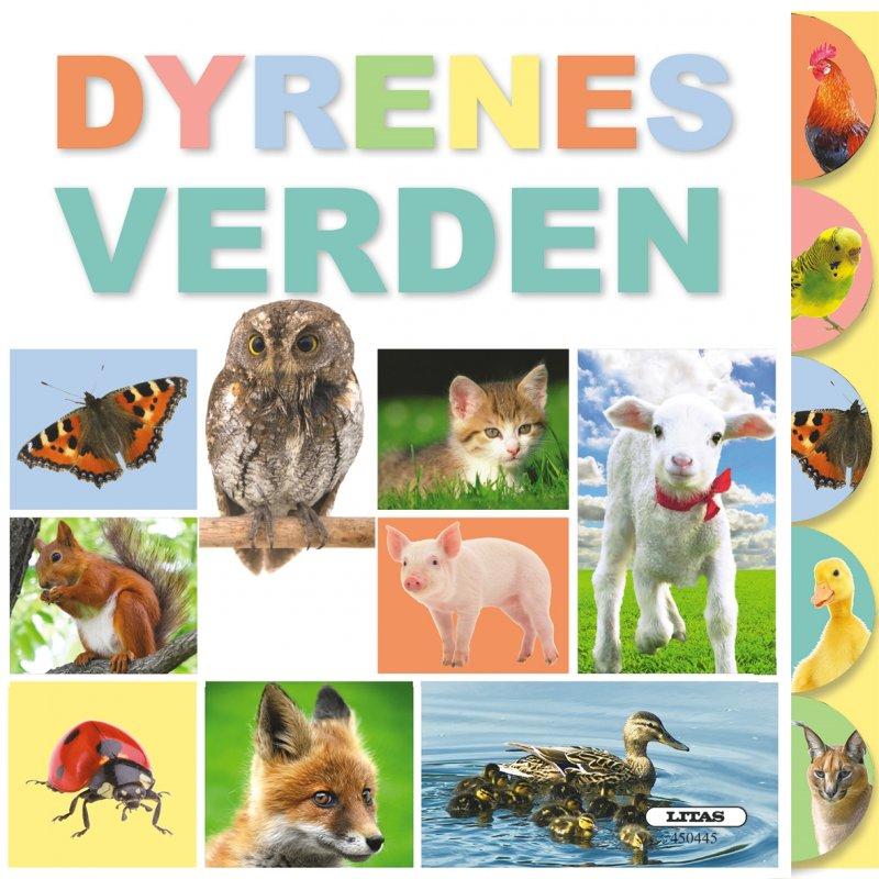 Image of   Dyrenes Verden - Diverse - Bog