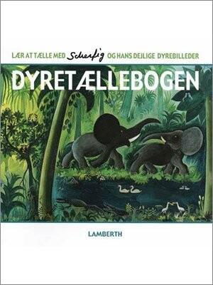Image of   Dyretællebogen - Lena Lamberth - Bog