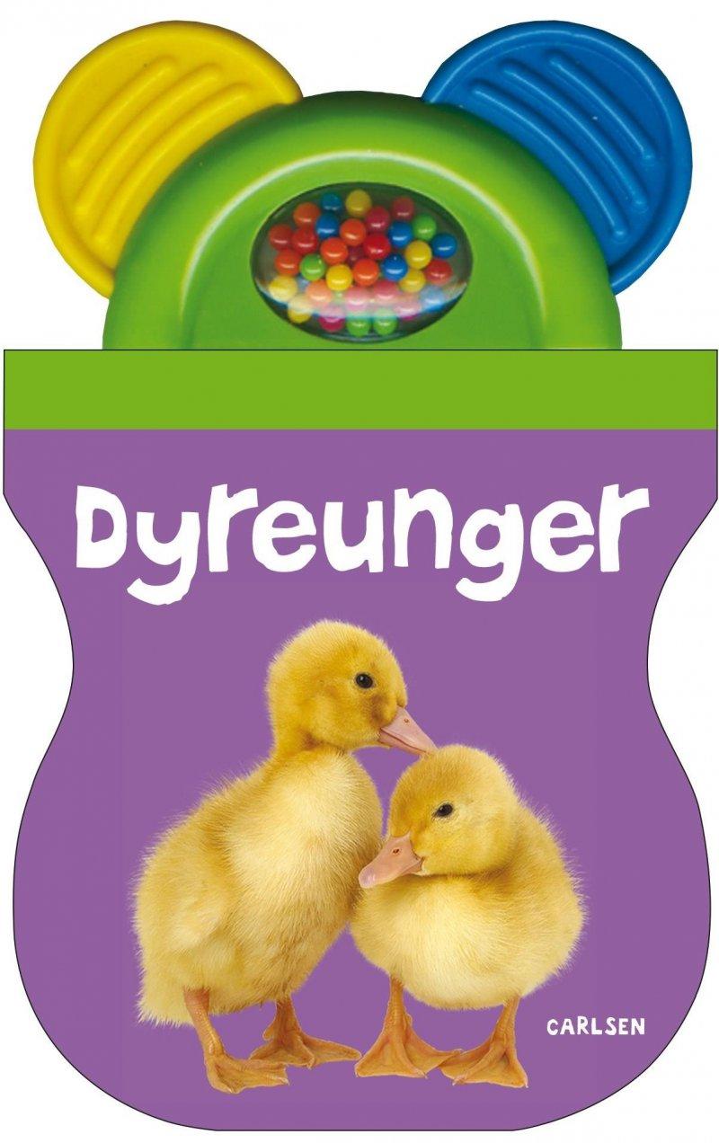 Image of   Dyreunger - Min Rasle-bide-bog - Bog