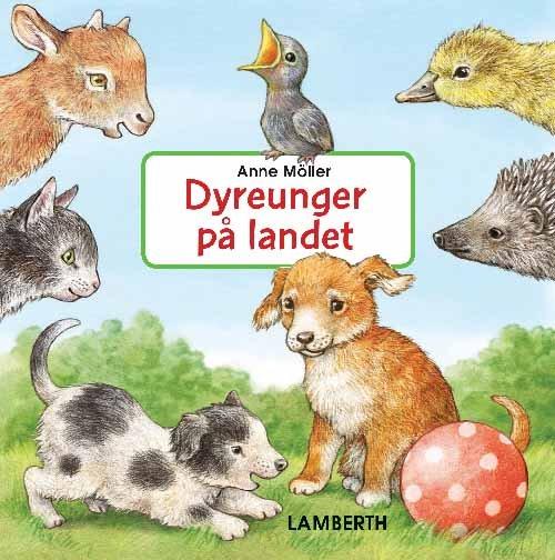 Image of   Dyreunger På Landet - Anne Möller - Bog