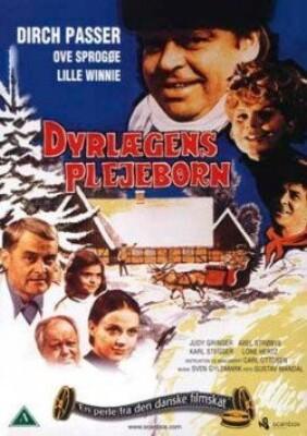 Image of   Dyrlægens Plejebørn - DVD - Film