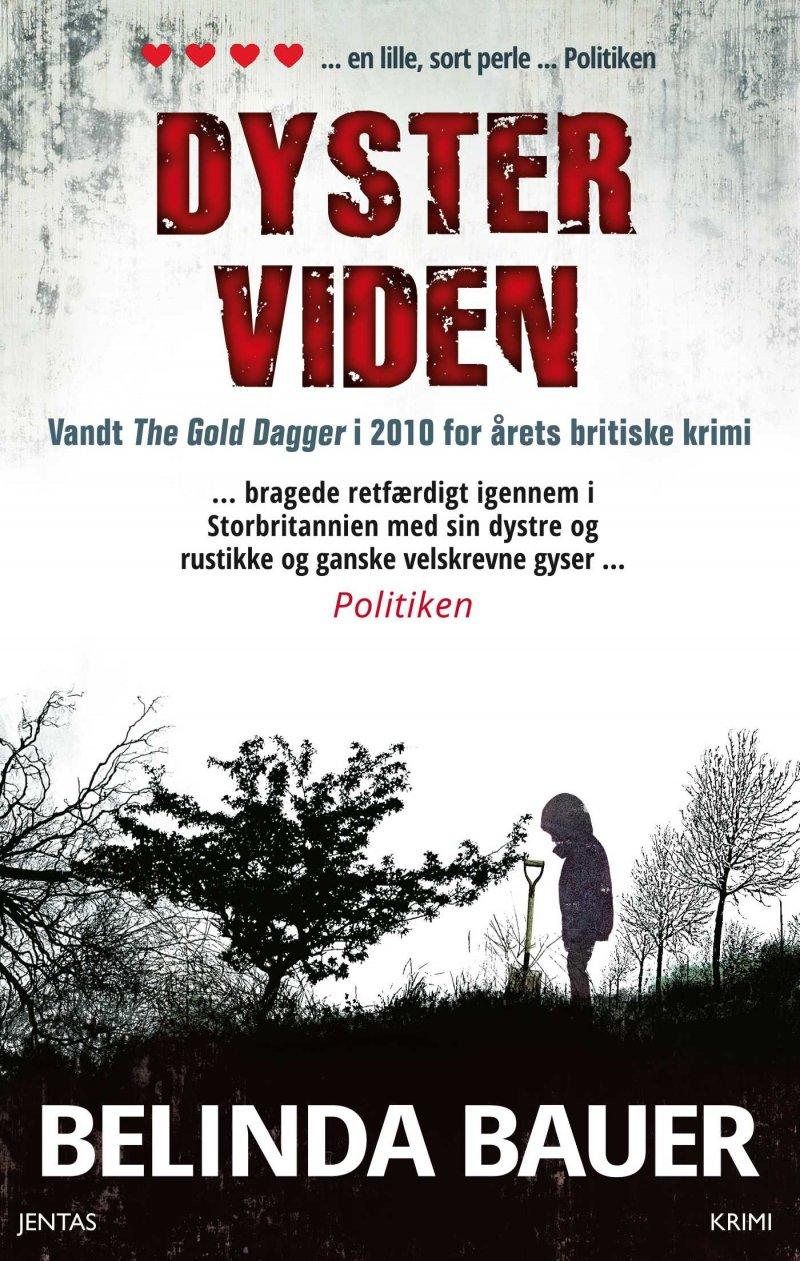 Image of   Dyster Viden - Belinda Bauer - Cd Lydbog
