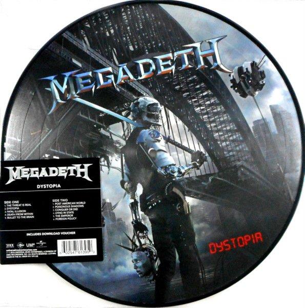 Megadeth - Dystopia (picture Disc) - Vinyl / LP