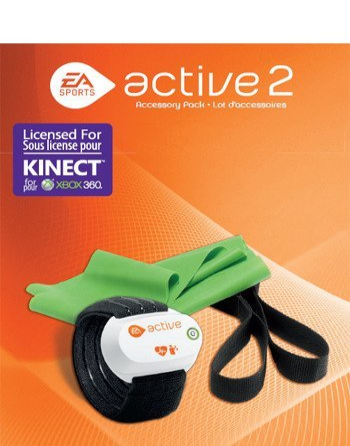 Ea Sports Active 2 - Tilbehør
