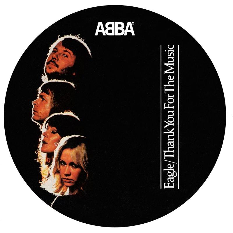 "Image of   Abba - Eagle - 7"" Picture Disc - Vinyl / LP"