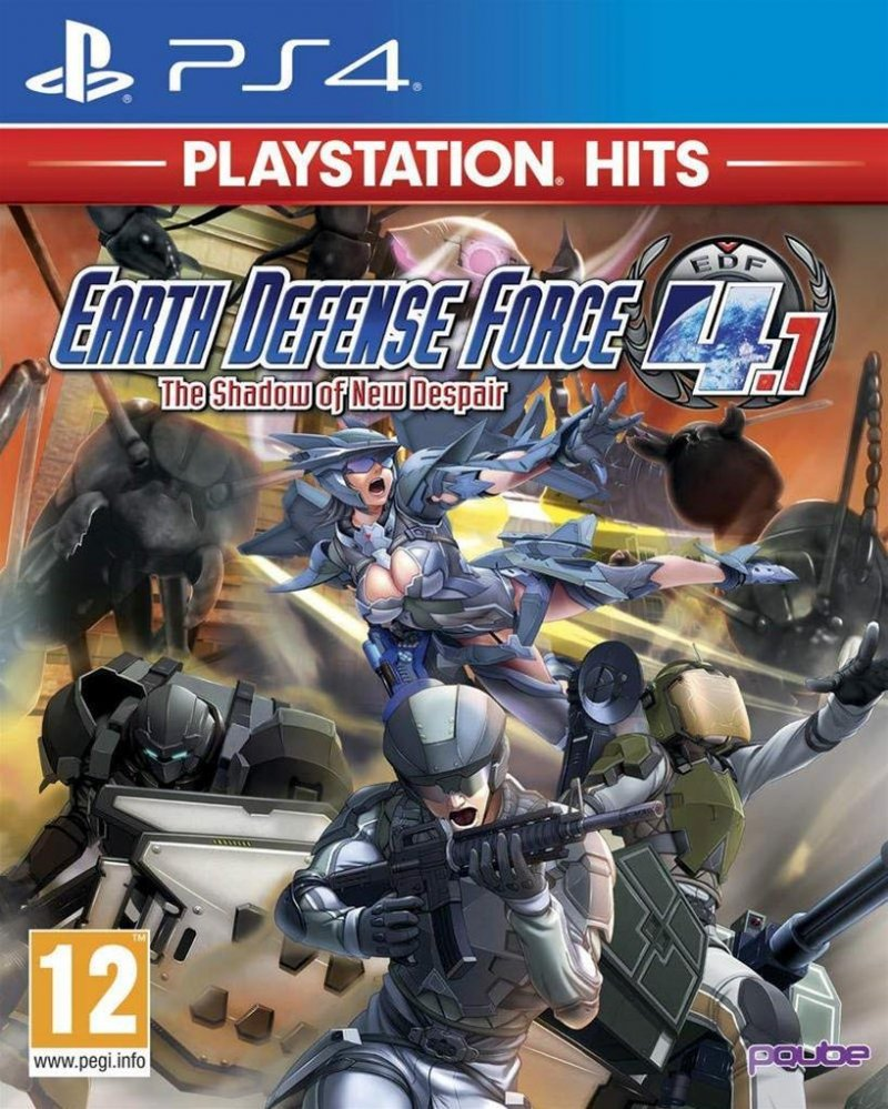 Image of   Earth Defense Force 4.1: The Shadow Of New Despair - PS4