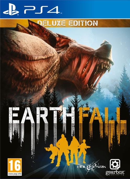 Image of   Earth Fall Deluxe Edition - PS4