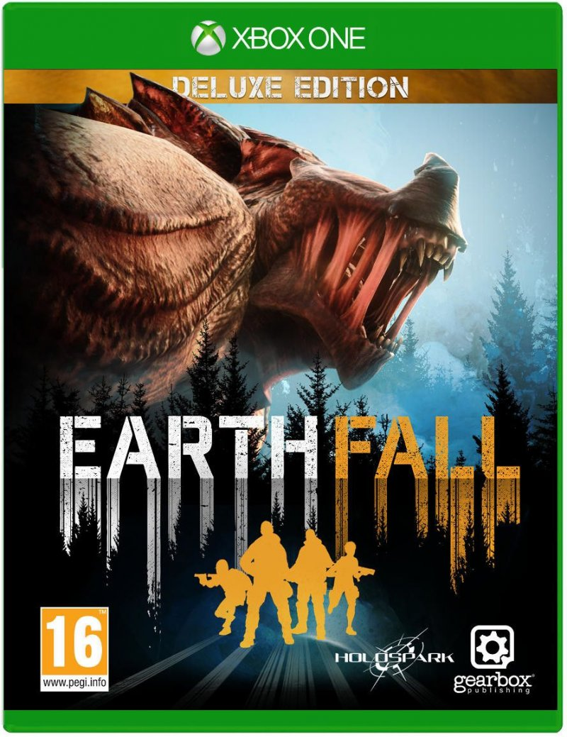 Image of   Earth Fall Deluxe Edition - Xbox One