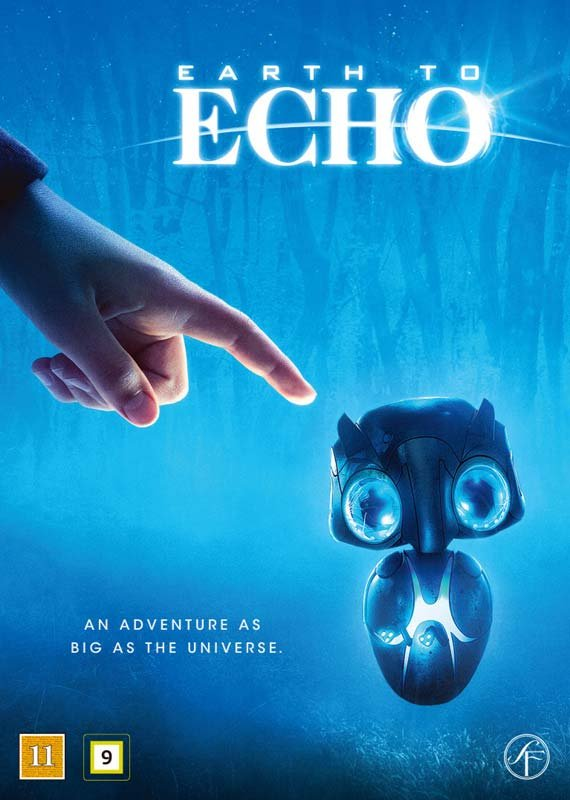 Image of   Earth To Echo - 2014 - DVD - Film