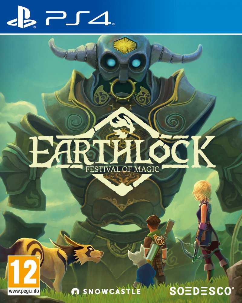Image of   Earthlock: Festival Of Magic - PS4