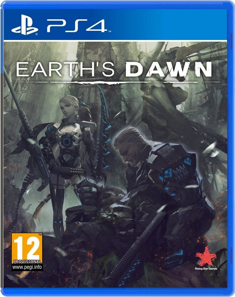Image of   Earth's Dawn - PS4