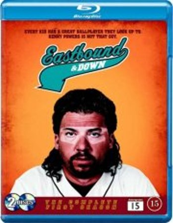 Image of   Eastbound And Down - Sæson 1 - Hbo - Blu-Ray - Tv-serie