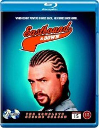 Image of   Eastbound And Down - Sæson 2 - Hbo - Blu-Ray - Tv-serie