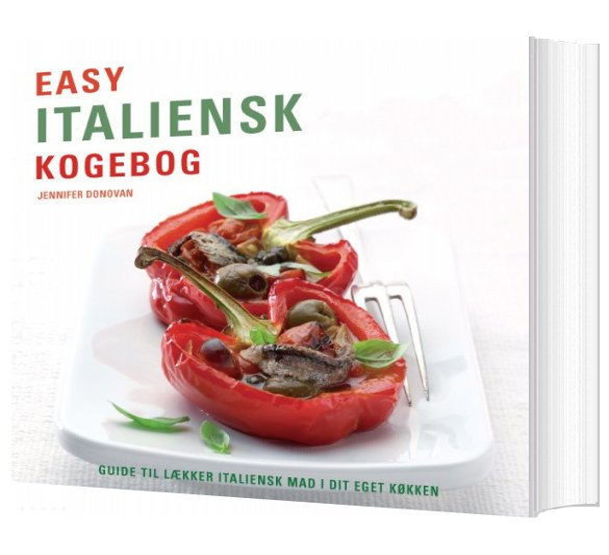 Easy Italiensk Kogebog - Jennifer Donovan - Bog