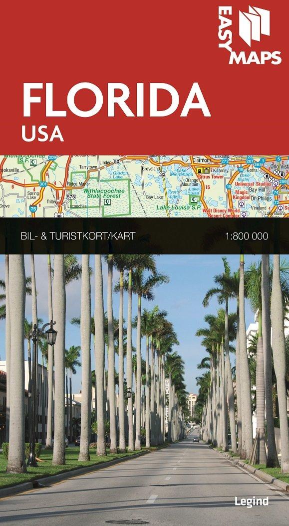 Easy Maps - Florida - Legind A - Bog