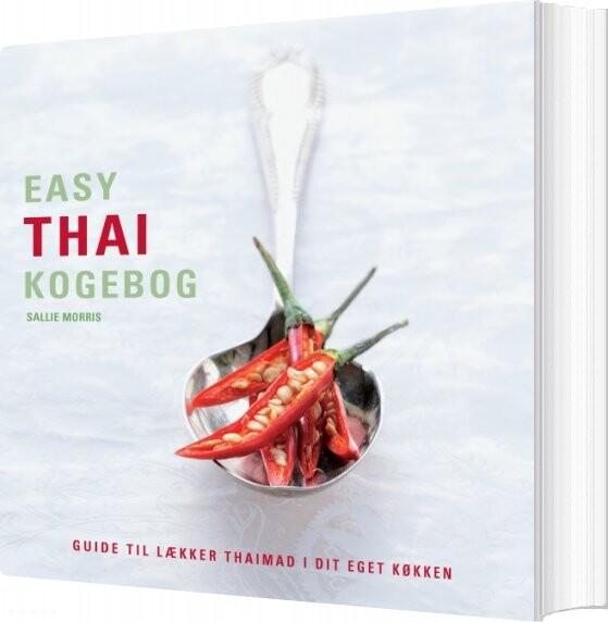 Easy Thai Kogebog - Sallie Morris - Bog