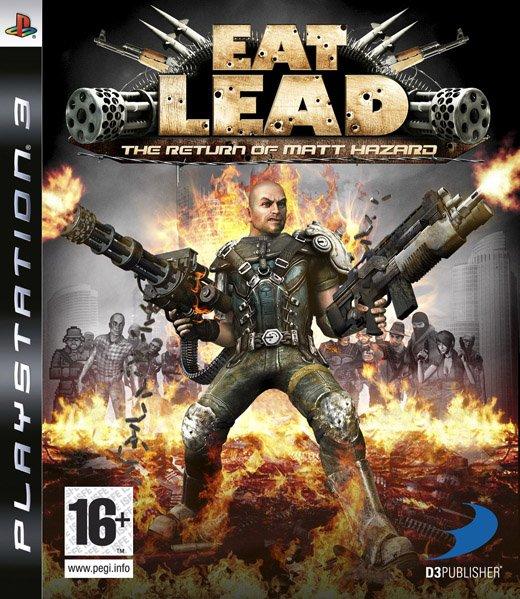 Eat Lead: The Return Of Matt Hazard - PS3