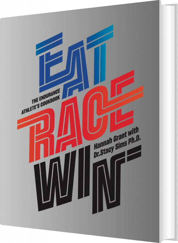 Billede af Eat Race Win - Engelsk - Hannah Grant - Bog