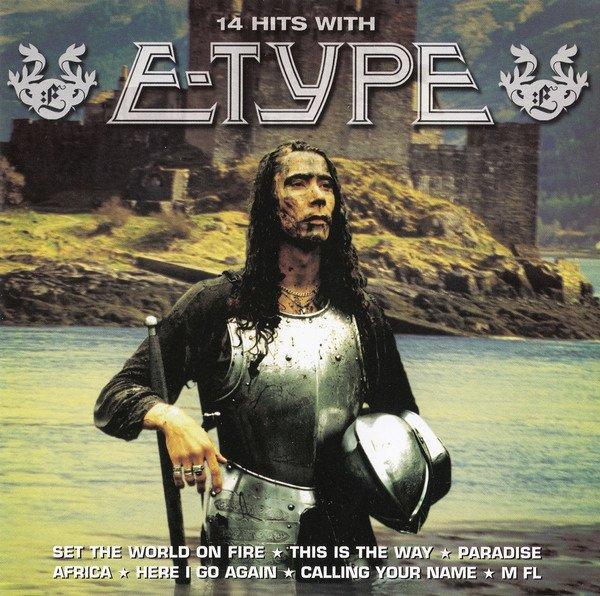 Image of   E-type - 14 Hits - CD