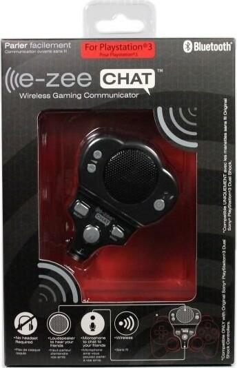 Billede af E-zee Chat Wireless Gaming Communicator Til Ps3