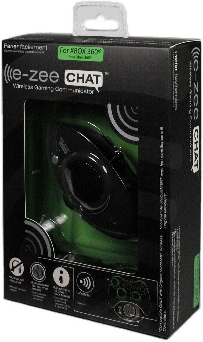 Xbox 360 - E-zee Chat - Trådløs Kommunikations Enhed