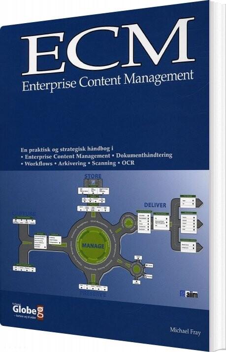 Billede af Ecm - Enterprise Content Management - Michael Fray - Bog