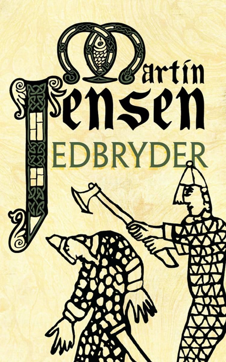 Image of   Edbryder Mp3 - Martin Jensen - Cd Lydbog