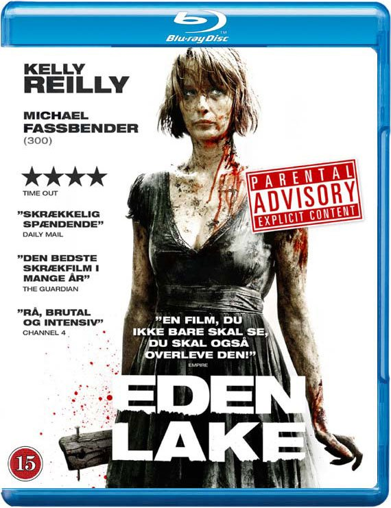 Image of   Eden Lake - Blu-Ray