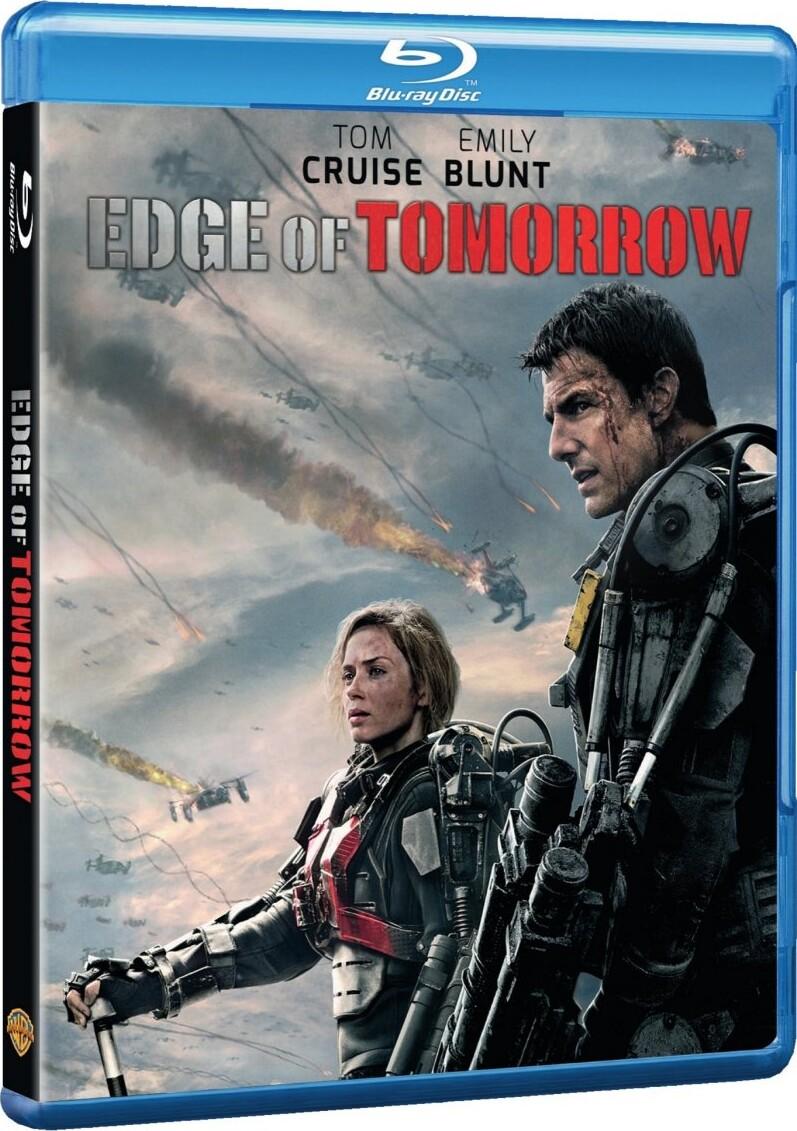 Image of   Edge Of Tomorrow - Blu-Ray