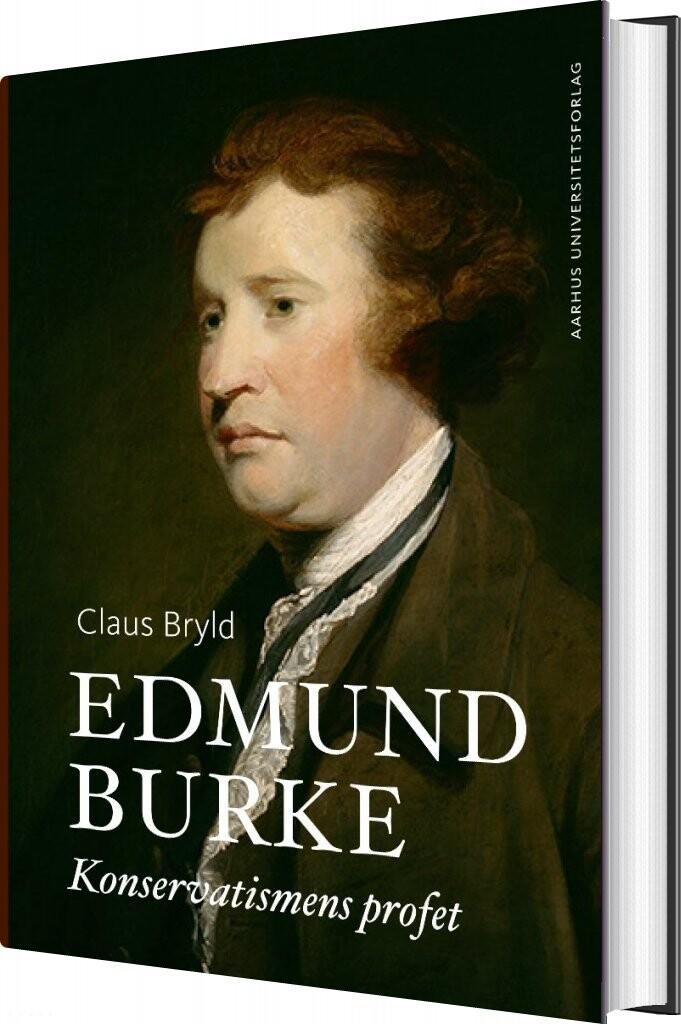 Image of   Edmund Burke - Claus Bryld - Bog