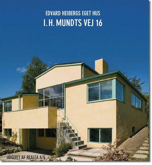 Billede af Edvard Heibergs Eget Hus - Arkitekt - Bog