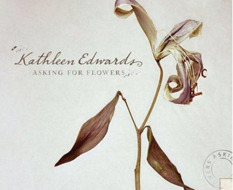 Image of   Edwards Kathleen - Asking For Flowers - CD