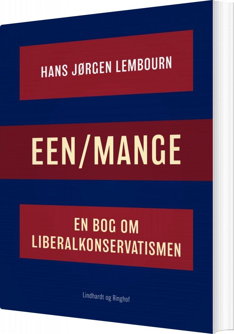 Image of   Een - Mange - Hans Jørgen Lembourn - Bog