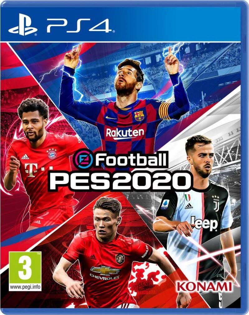 Image of   Pes 2020 - Efootball / Pro Evolution Soccer 2020 - PS4
