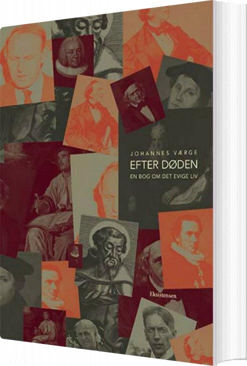 Image of   Efter Døden - Johannes Værge - Bog