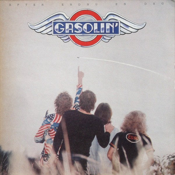 Image of   Gasolin - Efter Endnu En Dag - Vinyl / LP